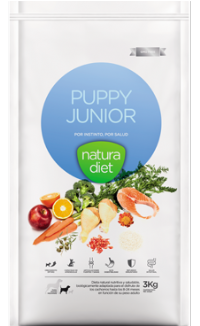 NATURA DIET Puppy Junior 12 Kg CACHORROS