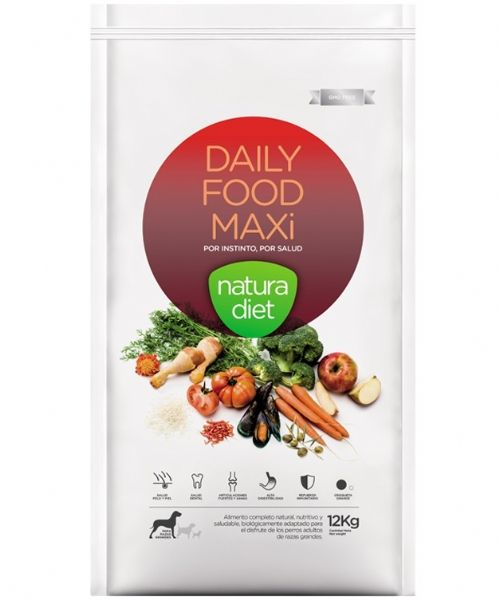 NATURE DIET Daily Food Maxi 12 Kg.